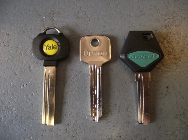 Key Prices Yale Superior/Ultion/Avocet