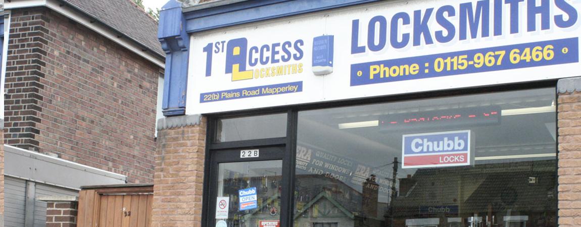 Established reliable locksmiths in Nottingham
