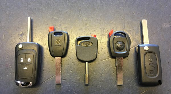 Spare Car Keys Mapperley Nottingham