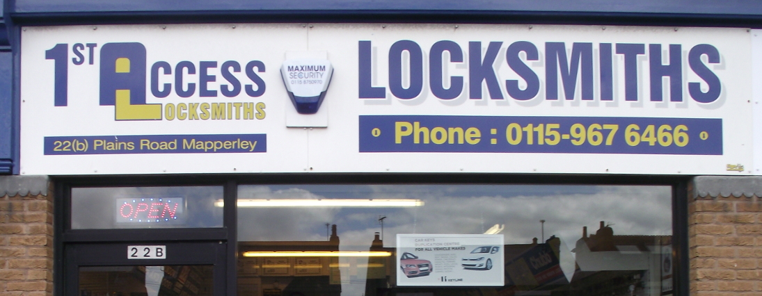 1st Access Locksmiths established in 1990.